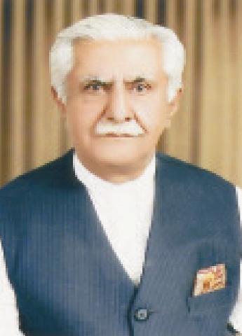 Chaudhry Muhammad Ali