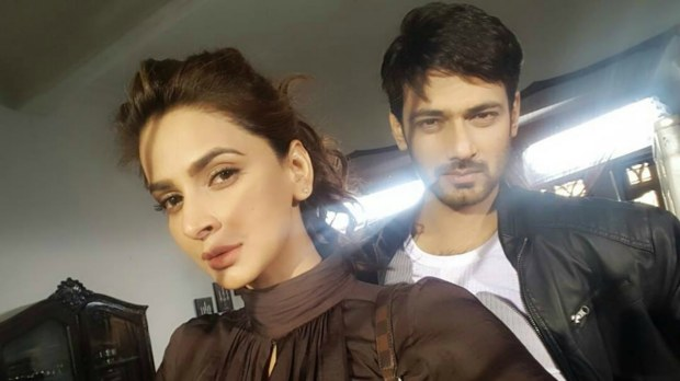Saba Qamar is set to perform with her Besharam co-star Zahid Ahmed