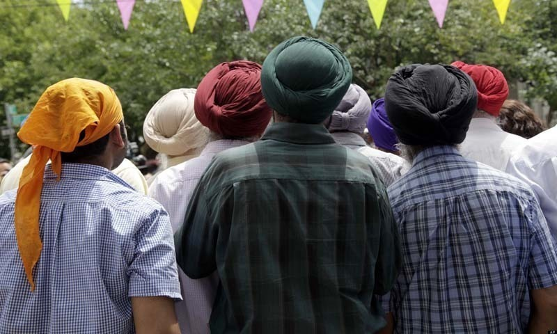 "According to a court statement, ""the accused reported on the internal affairs of the Sikh temples in Cologne and Frankfurt, as well as on protest events in the Sikh community."" — AP/File"
