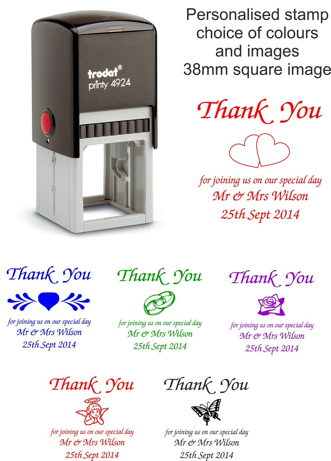 wedding stamps wedding invitation stamps Wedding Rubber Stamps
