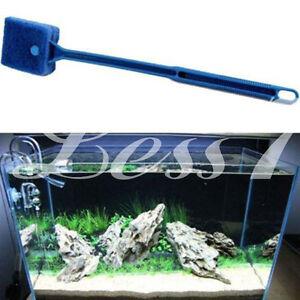 Practical Aquarium Plant Algae Cleaner Glass Fish Tank Clean Cleaning