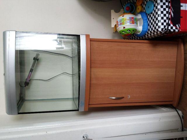 500 65 litre aquarium/fish tank   Aqua Start 500, 65 litres fish tank