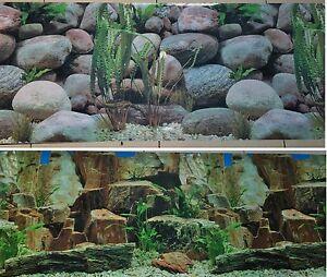 Aquarium Background Decoration 48