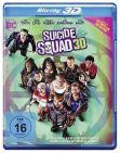 3D Blu-ray * Suicide Squad Blu-ray 3D+2D * NEU OVP