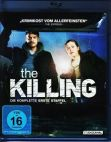 The Killing 1. Staffel  Blurays NEU