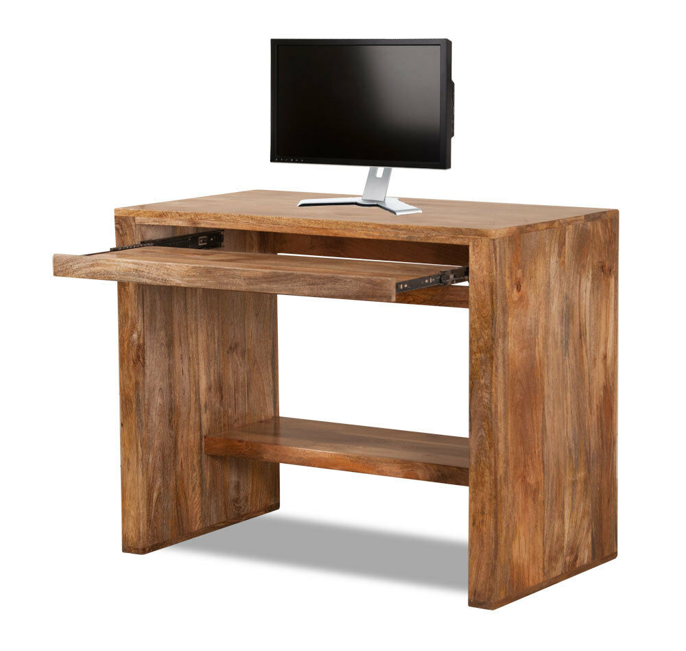 Fullsize Of Solid Wood Desk