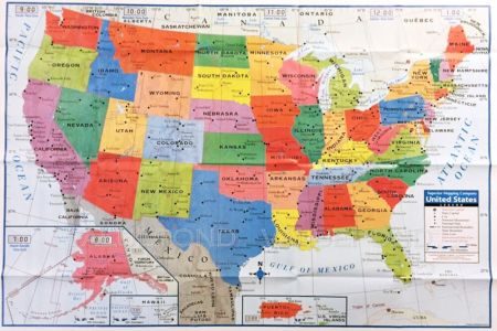 united states map large wall bing images