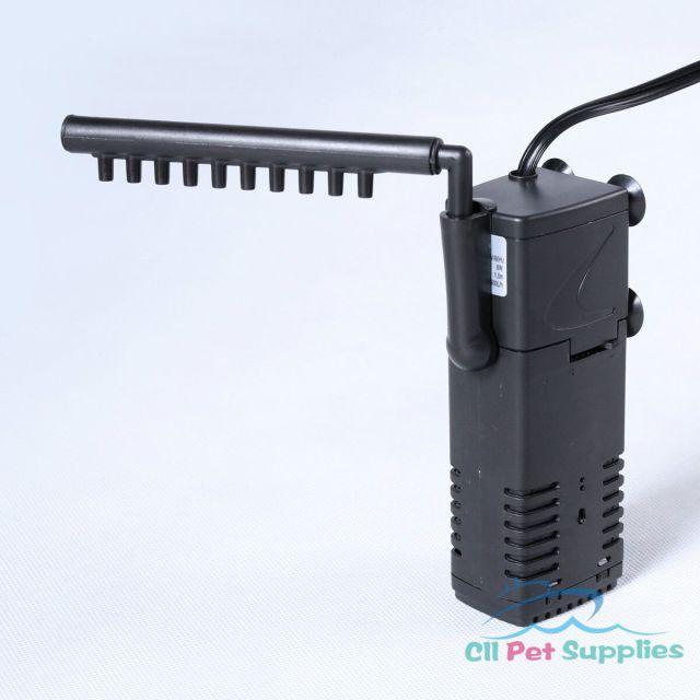 Fish Tank Pump Pump Filter In 1 | eBay