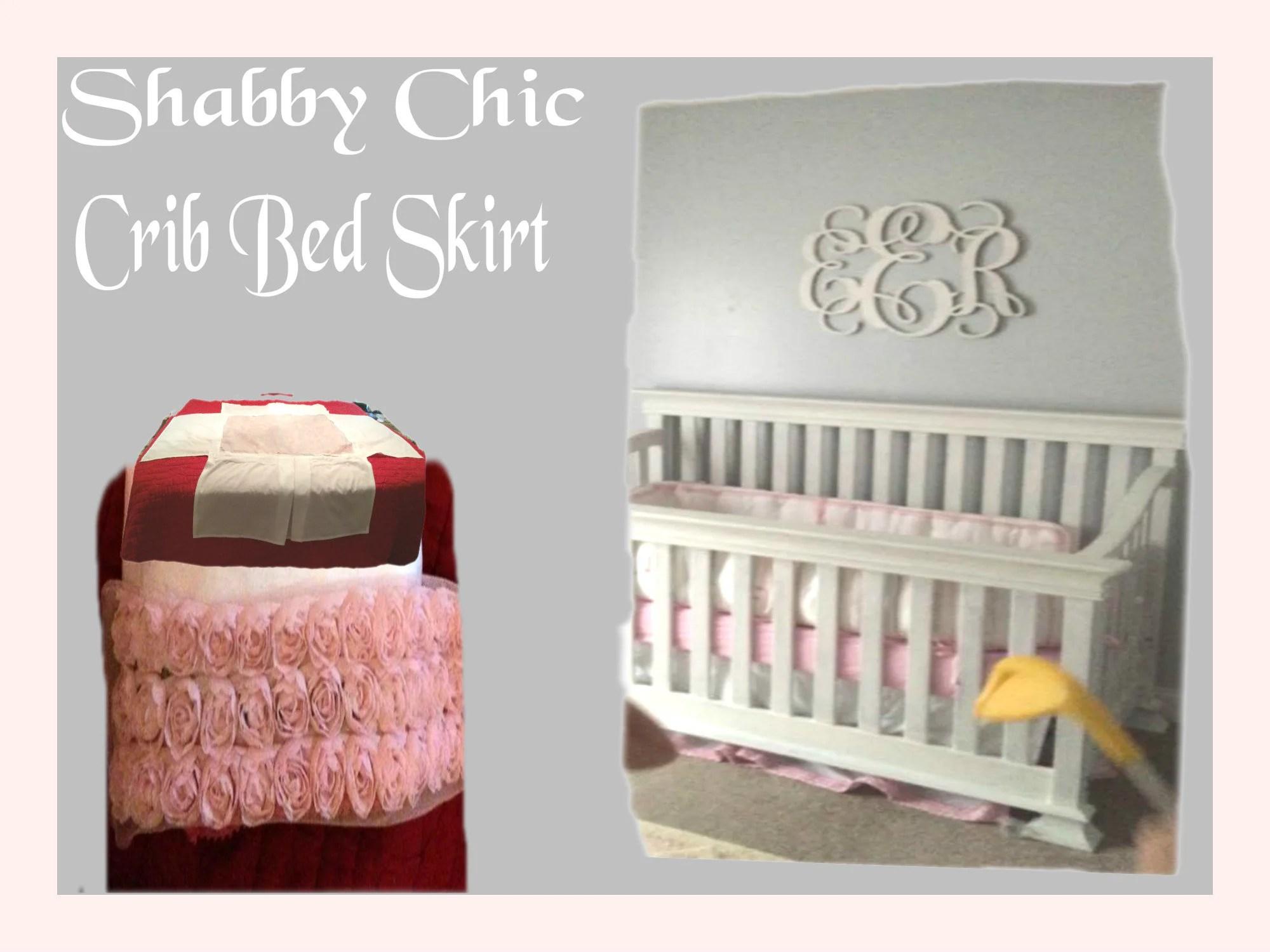 Masterly Rose Standard Crib Size Quilt Dimensions Standard Size Crib Dust Ruffle Reduced Shipping Handmade Shabby Crib Bedskirt Handmade Shabby Crib Bedskirt Baby Baby Rose Trim baby Standard Crib Size