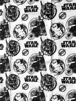 Small Of Star Wars Fabric