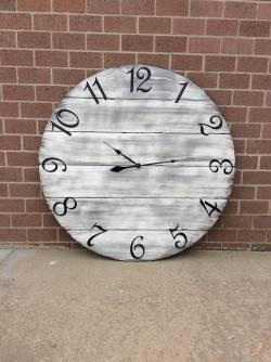 Small Of Oversized Wall Clocks