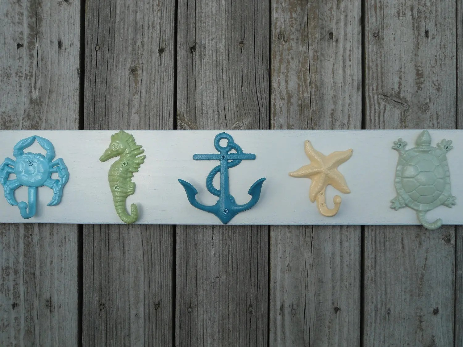 Magnificent Nautical Beach Decor Towel Rack Bathroom Towel Hooks Outdoor Shower Lakehouse Beach Home Lake Cottage Unmounted Wall Hooks Nautical Beach Decor Towel Rack Bathroom Towel Hooks Outdoor Show houzz-03 Bathroom Towel Hooks
