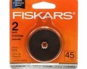 Fiskars Titanium Blades - 45 mm