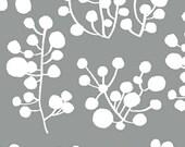 Lotta Jansdotter Fabric - Limmikki - Marja in Pewter