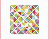 Pretty Little Dots Quilt Pattern by Zen Chic