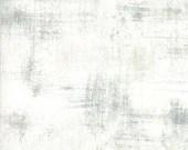 "Moda Grunge by Basic Grey - 108"" wide quilt backing - Fog"