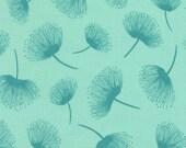 Vanessa Vargas Wilson Fabric Collection - Dominicana - Aqua Tossed Dandelion