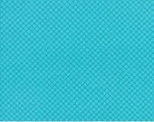 """Moda - 108"""" wide quilt backing - Fiddle Dee Dee - Turquoise"""