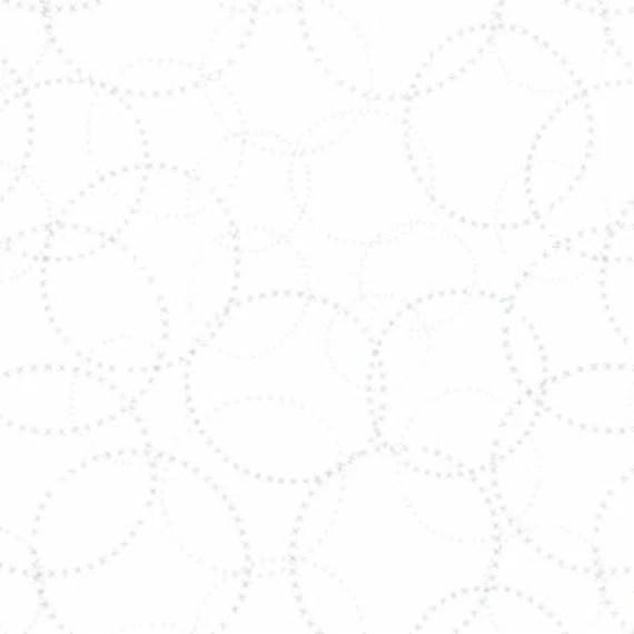 Modern Background Paper by Zen Chic - Silver White