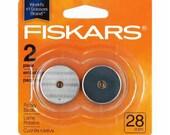 Fiskars Titanium Blades - 28 mm