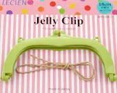 "Jelly Clip - Green - 7"""