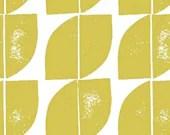 Lotta Jansdotter Fabric - Hemma - Cocca in Citron