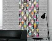 Bright Diamonds Quilt Pattern by Zen Chic