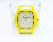 Ribbon Watch Face - Lemon