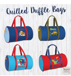 Small Of Duffle Bag Boy