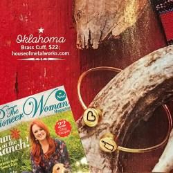 Marvelous Pioneer Woman Magazine Personalized I Love My Cuffbracelet As Seen Pioneer Woman Magazine Personalized I Love My Pioneer Woman Magazine Reviews Pioneer Woman Magazine Sweepstakes As Seen
