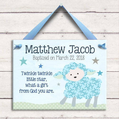 Medium Of Baptism Gift Ideas
