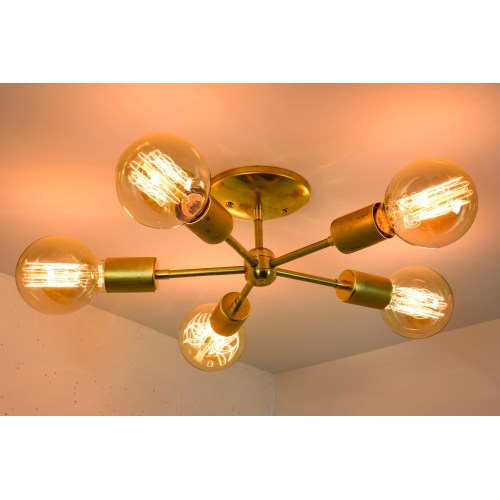 Medium Crop Of Mid Century Modern Chandelier