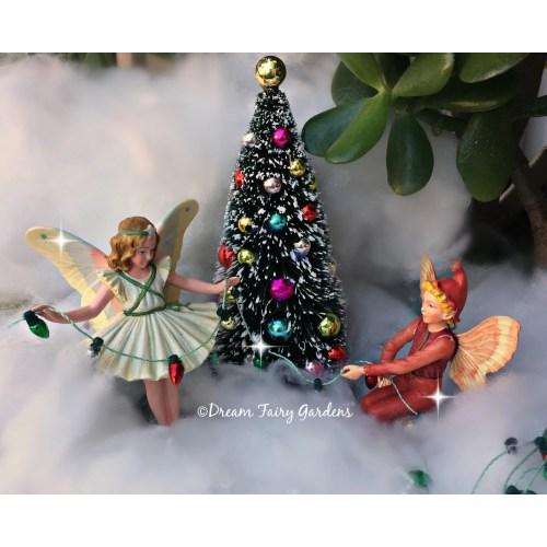 Medium Crop Of Fairy Garden Christmas