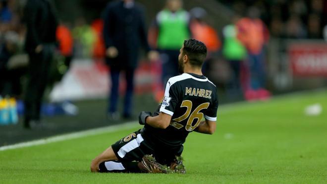 Riyad Mahrez a choisi Arsenal et ça ne devrait plus tarder