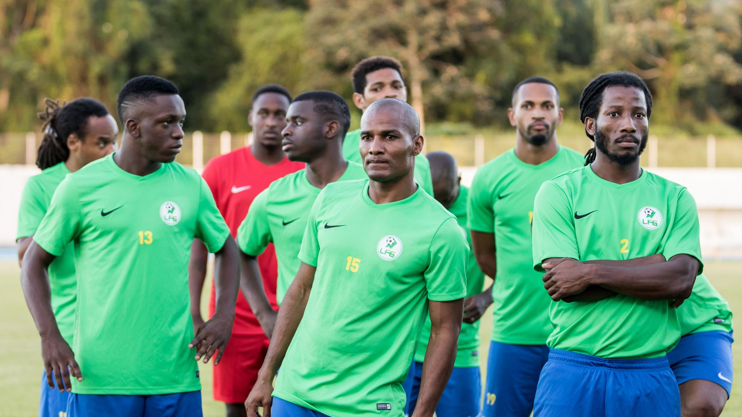 French Guiana facing sanctions over Florent Malouda selection     Former French national football team midfielder  Florent Malouda  C  takes  part in a