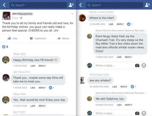 Facebook Is Testing Messenger-Like Bubble Texts for Its Comments Section