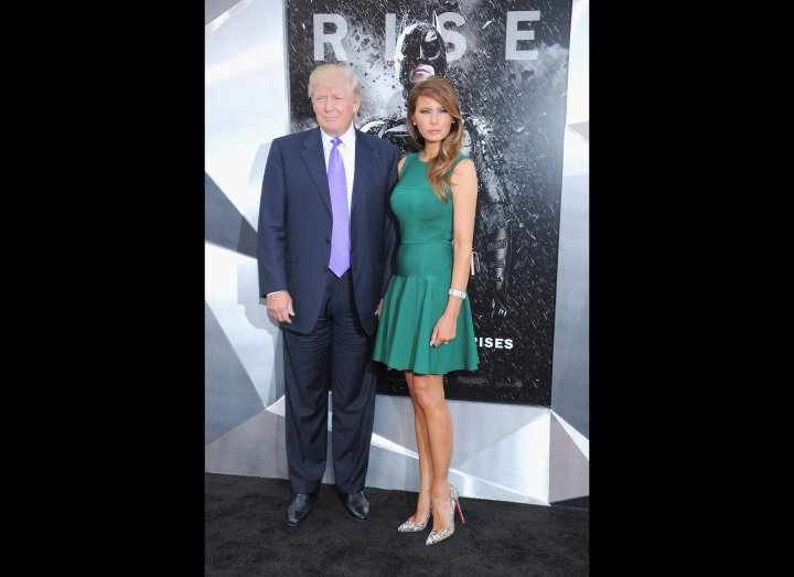 Melania Trump Pregnant Again Pictures to Pin on Pinterest ...