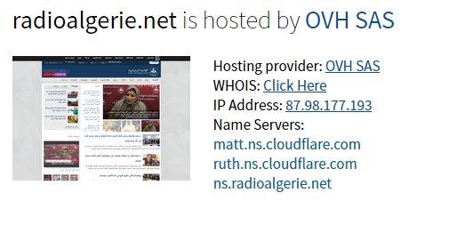 Les oublis de Hamid Grine: des sites des médias publics si «parfaits» sont hébergés à l'étranger