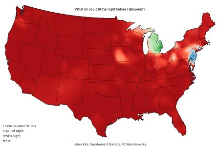 these dialect maps showing the variety of american english
