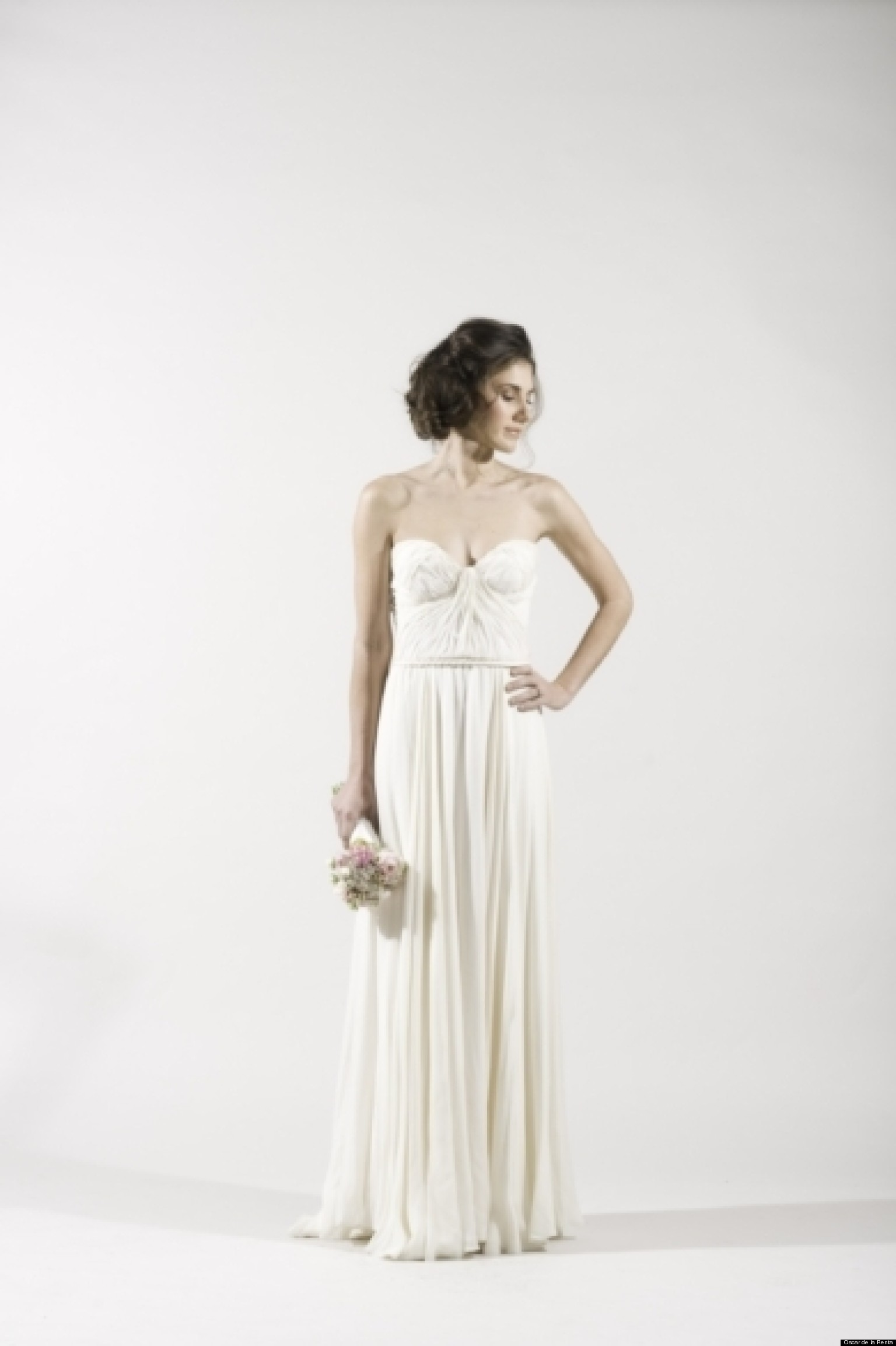 grecian wedding dresses n grecian style wedding dress Grecian Wedding Dresses For A Goddess Inspired Look PHOTOS HuffPost