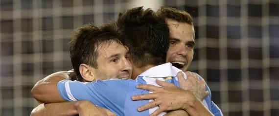 Argentina Soccer Messi