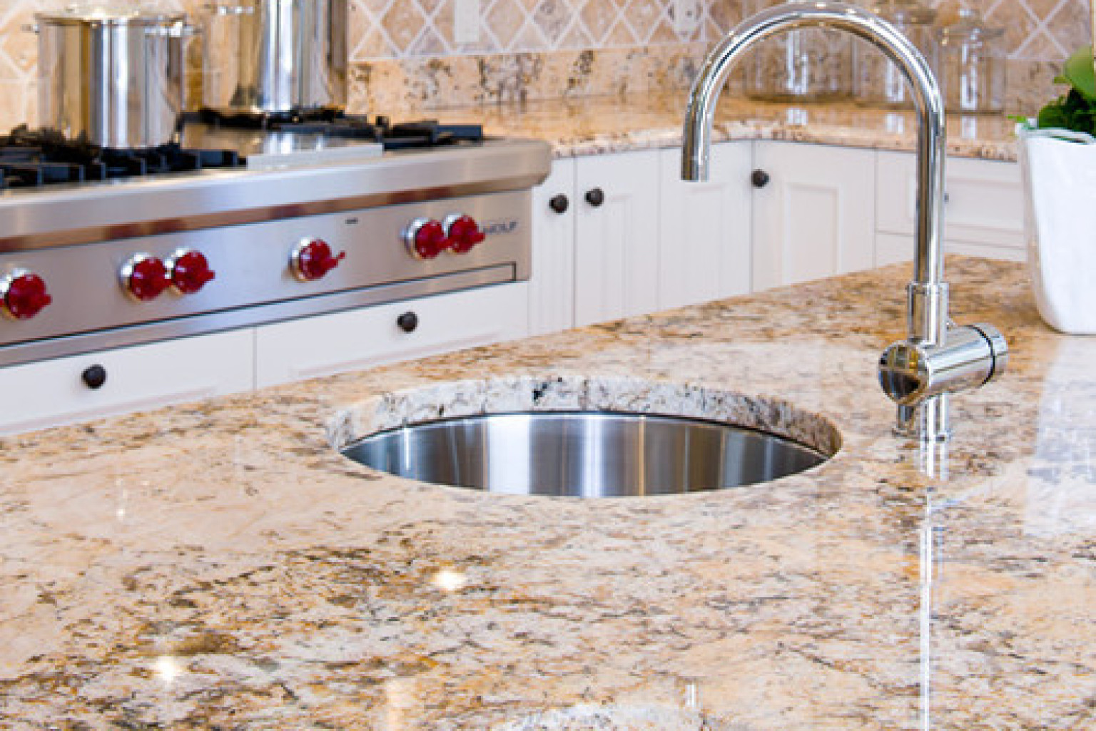 kitchen countertops buying guide n kitchen countertop Kitchen Countertops Buying Guide The Ins And Outs Of The Best Options On The Market PHOTOS HuffPost