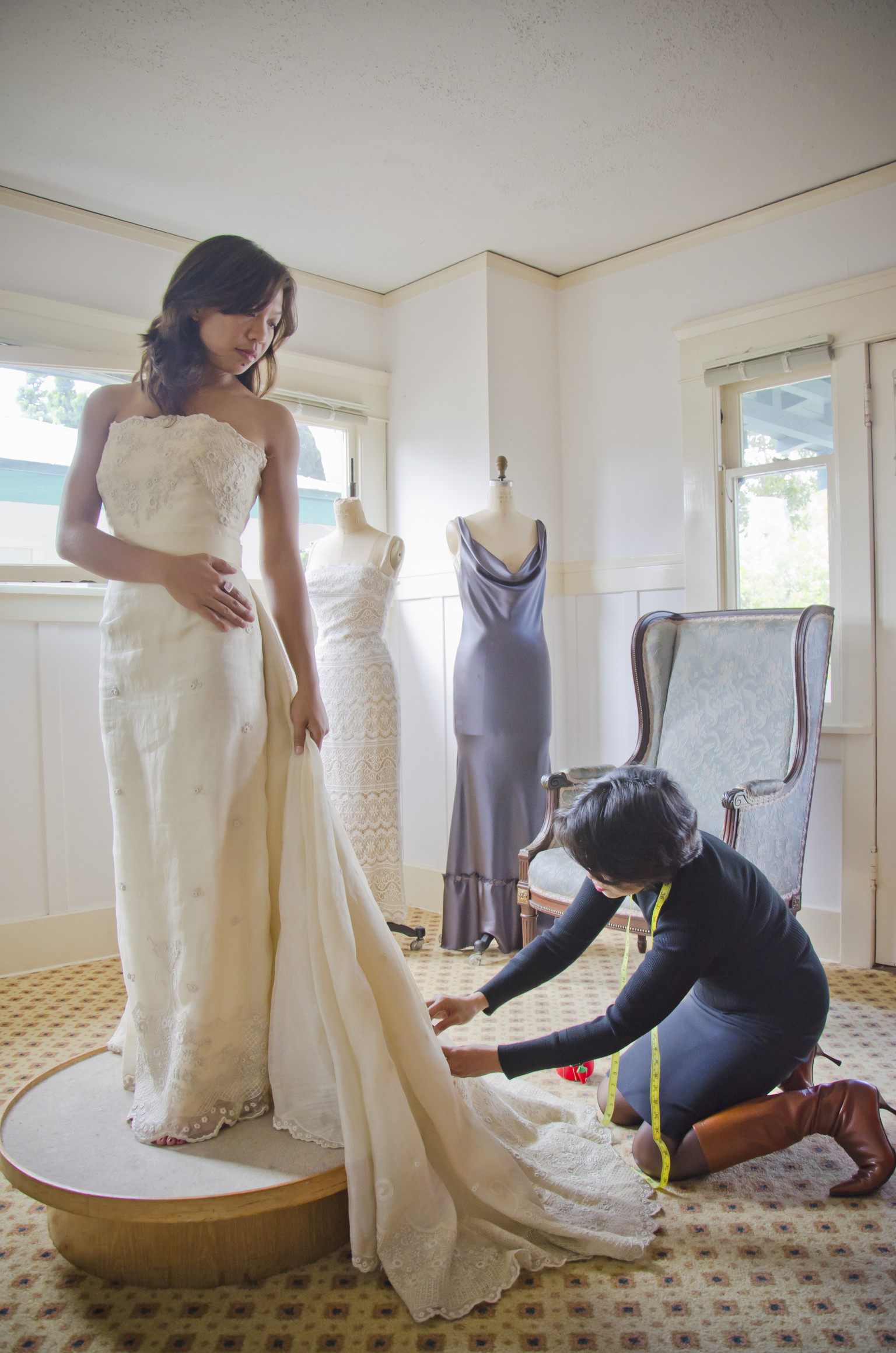 7 affordable ways to make b shop wedding dresses 7 Affordable Ways to Make Your Wedding Gown Look More Expensive HuffPost