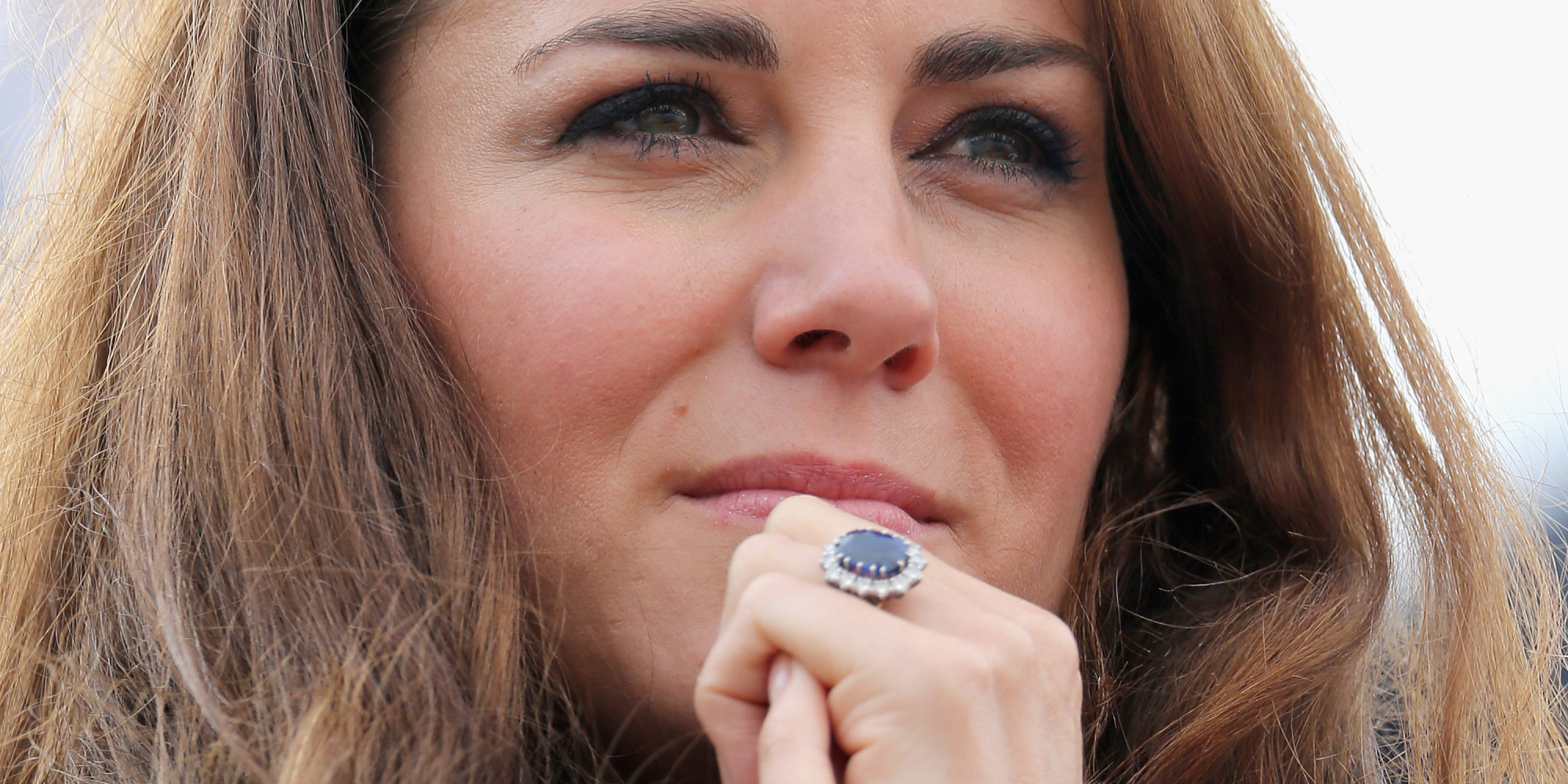 celebrity engagement rings n princess kate wedding ring Celebrity Engagement Rings Kate Middleton s Sparkler Not The Most Expensive INFOGRAPH