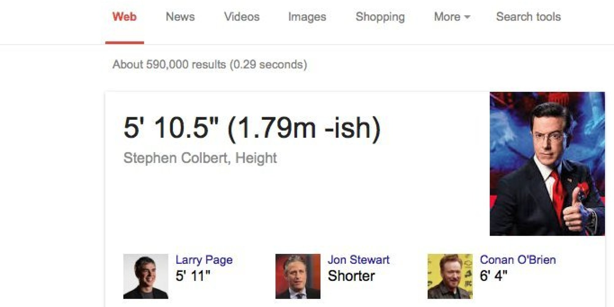 Image result for his height starts with 5