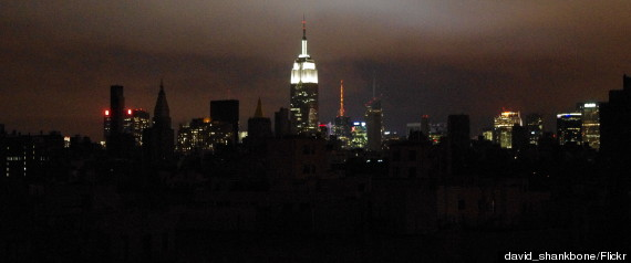 new york city hurricane sandy 2012