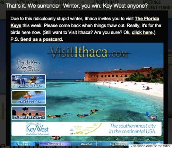visit ithaca