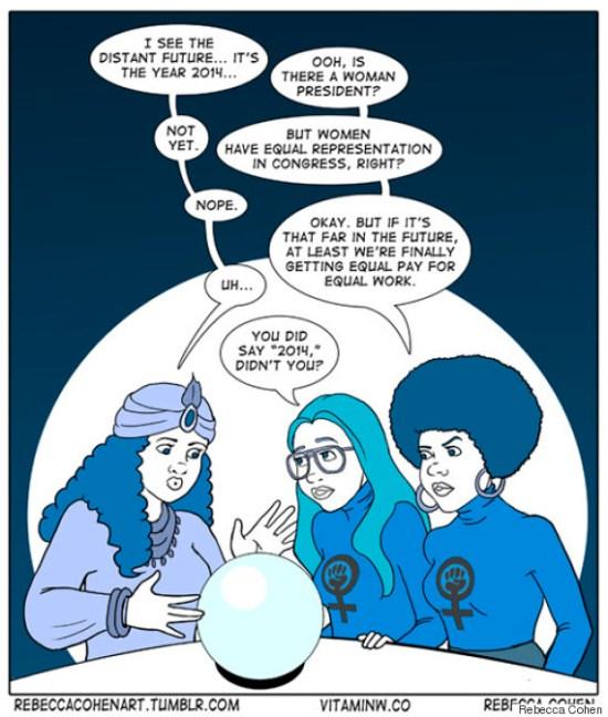 rebecca cohen feminist comic