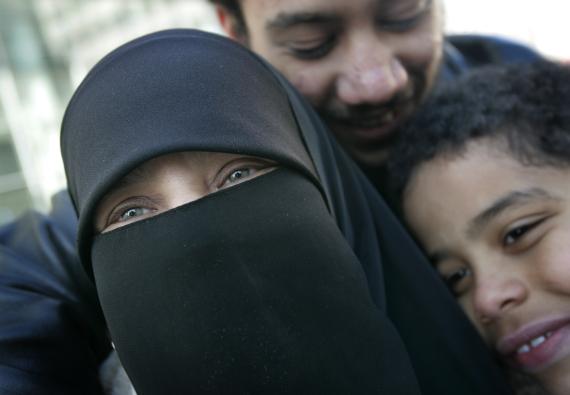 niqab canada