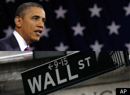 Obama Wall Street Donations